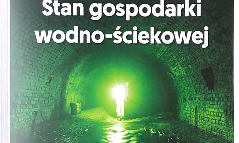 """Artykuł Heleny Goderskiej w miesięczniku """"Wodociągi, Kanalizacja"""""""